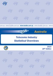 Australia - Telecoms Industry - Statistical Overviews